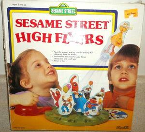 Lewco sesame street high flyers 1