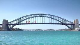 MB2018 120 Sydney Harbour Bridge