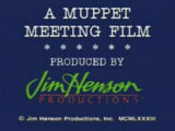 Muppet Meeting Films