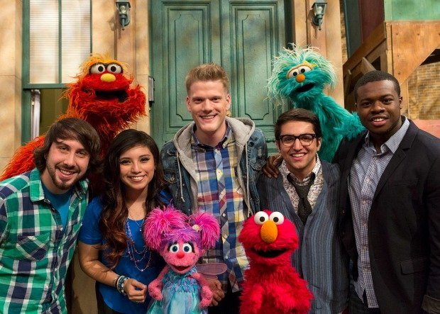 Pentatonix | Muppet Wiki | FANDOM powered by Wikia