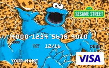 Sesame debit cards 45 cookie