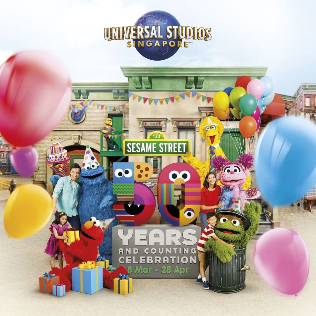 Sesame Street 50 Years and Counting Celebration | Muppet