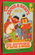 Ernie & Bert's Colorforms Playtime