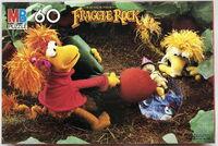 Fraggle rock radish puzzle