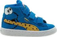Puma cookie toddler shoe