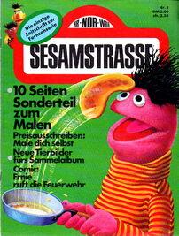 Sesamstrasse magazine nr 3