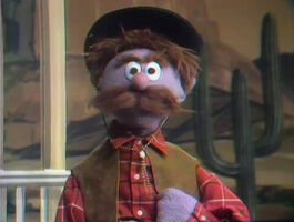 The Alphabet Kid (Anything Muppet)