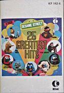 25GreatestHitsCanadaKF1424cassette