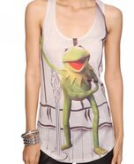Forever 21 kermit sublimation tank