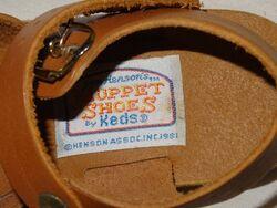 Keds 1981 kermit sandals 2