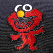 New era 59fifty little monster elmo cap 3