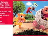 Muppet Babies plush (Playskool)