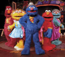 Super Grover! Ready for Action