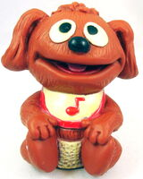 Tommee tippee squeeze toy rowlf