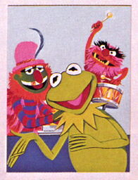 Avalon 1981 great muppet caper paint by numbers 2