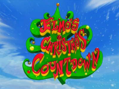 Christmas Count Down.Elmo S Christmas Countdown Muppet Wiki Fandom Powered By