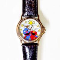 Fossil sesame street general store grover elmo watch