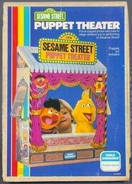 Gabriel child guidance sesame puppet theater