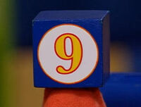 Numberoftheday9