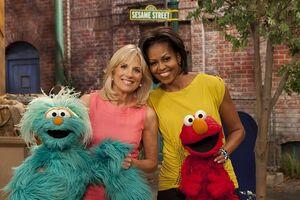 PSA 2011 Biden and Obama with Rosita and Elmo