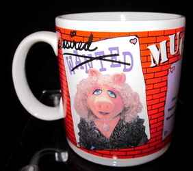 Presents 1989 piggy desired mug 1