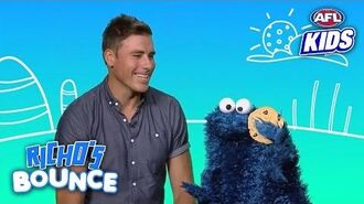 Richo's Bounce Richo and The Cookie Monster