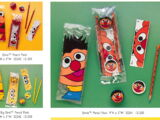 Sesame Street pencil packs