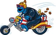 Cookiemonstermotorcycle