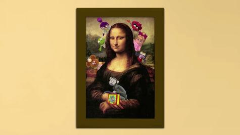 MB2018-107 Mona Lisa
