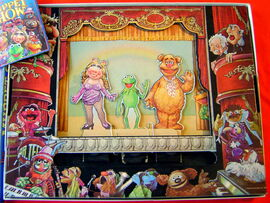 Muppet show colorforms set 2