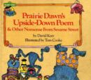 Prairie Dawn's Upside-Down Poem