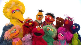 The Sesame Street Alphabet