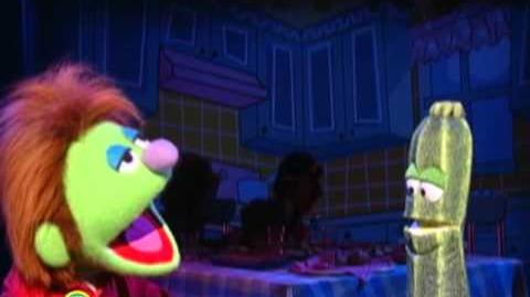 Sesame Street Veg Side Story