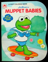 Muppet Babies coloring books | Muppet Wiki | FANDOM powered by Wikia