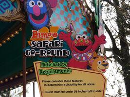 Busch gardens tampa bay 2010 sesame safari 47