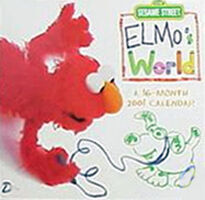 Elmo's World Calendar 2001