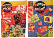 Muppets Tonight Vday cards 34 & 42 packages