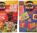 Muppet Valentines (Paper Magic Group)