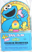 Paas 1990 easter coloring kit 2