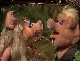 The Kermit & Piggy Story truelove