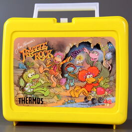 Thermos fraggle rock lunchbox