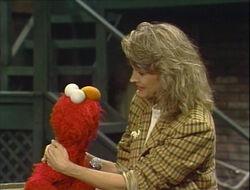 Elmo.CandiceBergen