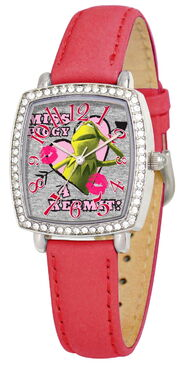 Ewatchfactory 2011 kermit tv glitz watch