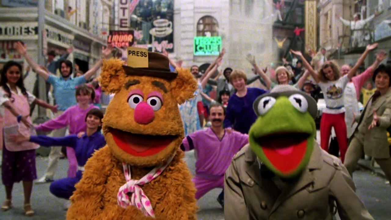 Breaking the fourth wall in Muppet films | Muppet Wiki