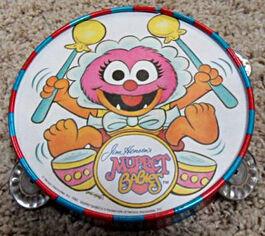 Mbabies tambourine 1985