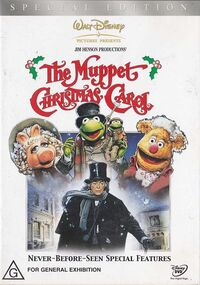 MuppetChristmasCarolAUSSpecialEdtionDVD