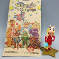 Muppets take hollywood pvc figures 3
