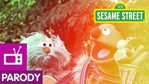Sesame Street El Patito (Despacito Parody)