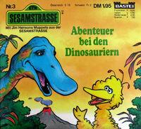 Sesamstrasse-03-AbenteuerBeiDenDinosauriern-(Bastei-1985)