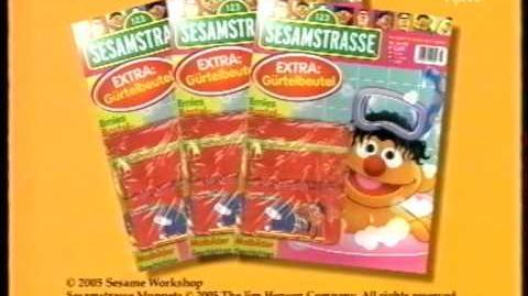 Sesamstrasse magazine
